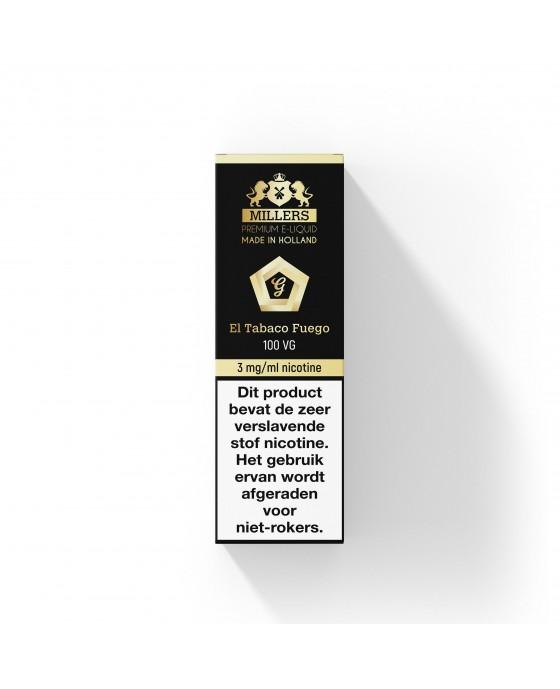 Millers Juice - El Tabaco Fuego