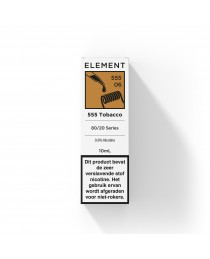 Element - 555 Tobacco