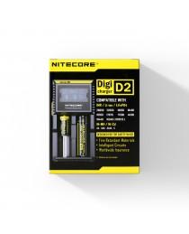 Nitecore Digicharger D2 batterij oplader