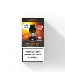 SMOK TFV Mini- Zwart V2 Clearomizer - 2ML