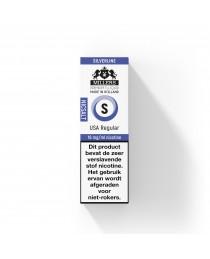 Nic Salt - USA Regular - 18MG Silverline  Millers Juice