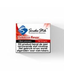 SmokeStik Cartridges - Tobacco - Zwart 5 stuks