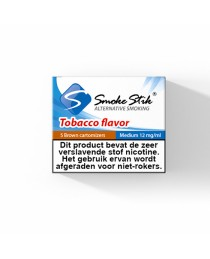 SmokeStik  Bruin 5 Stuks- Tobacco - Cartridges
