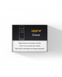 Aspire Breeze Pocket AIO  -  Zwart