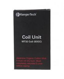 Kangertech  SOCC Single coil (5 stuks)