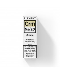 Element - Nic Salts  Crema
