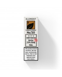 Element - Nic Salts  Honey Roasted Tobacco