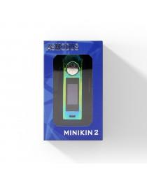 Asmodus Minikin V2 Mod  Touch Screen Rainbow